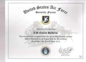M4 USAF