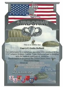 PARA USA ARMY