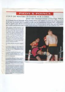 articolo combattimento francia