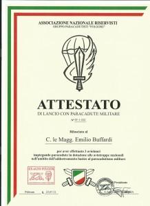 brevetto para' italia